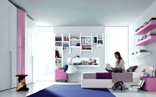 30 beau chambre fille ado moderne photos plante Minouette Pinterest