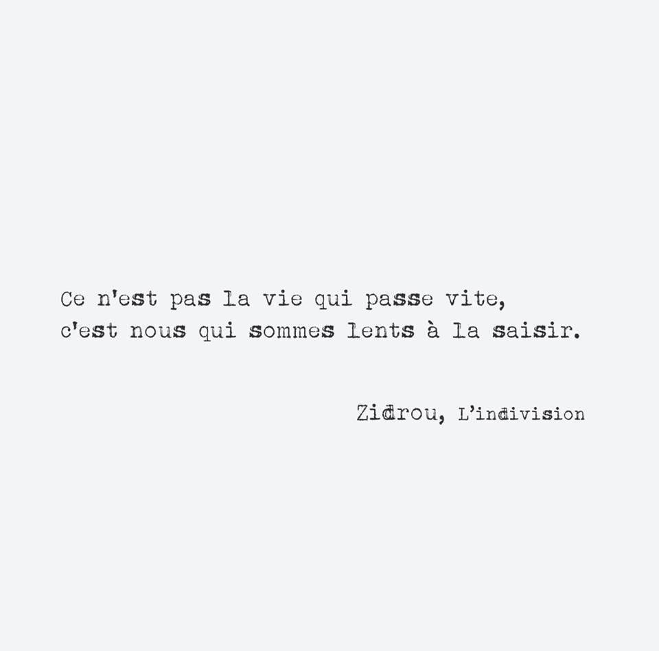 Ce N Est Pas La Vie Qui Passe Vite Citations Sur Les Mots Citation Paroles Inspirantes