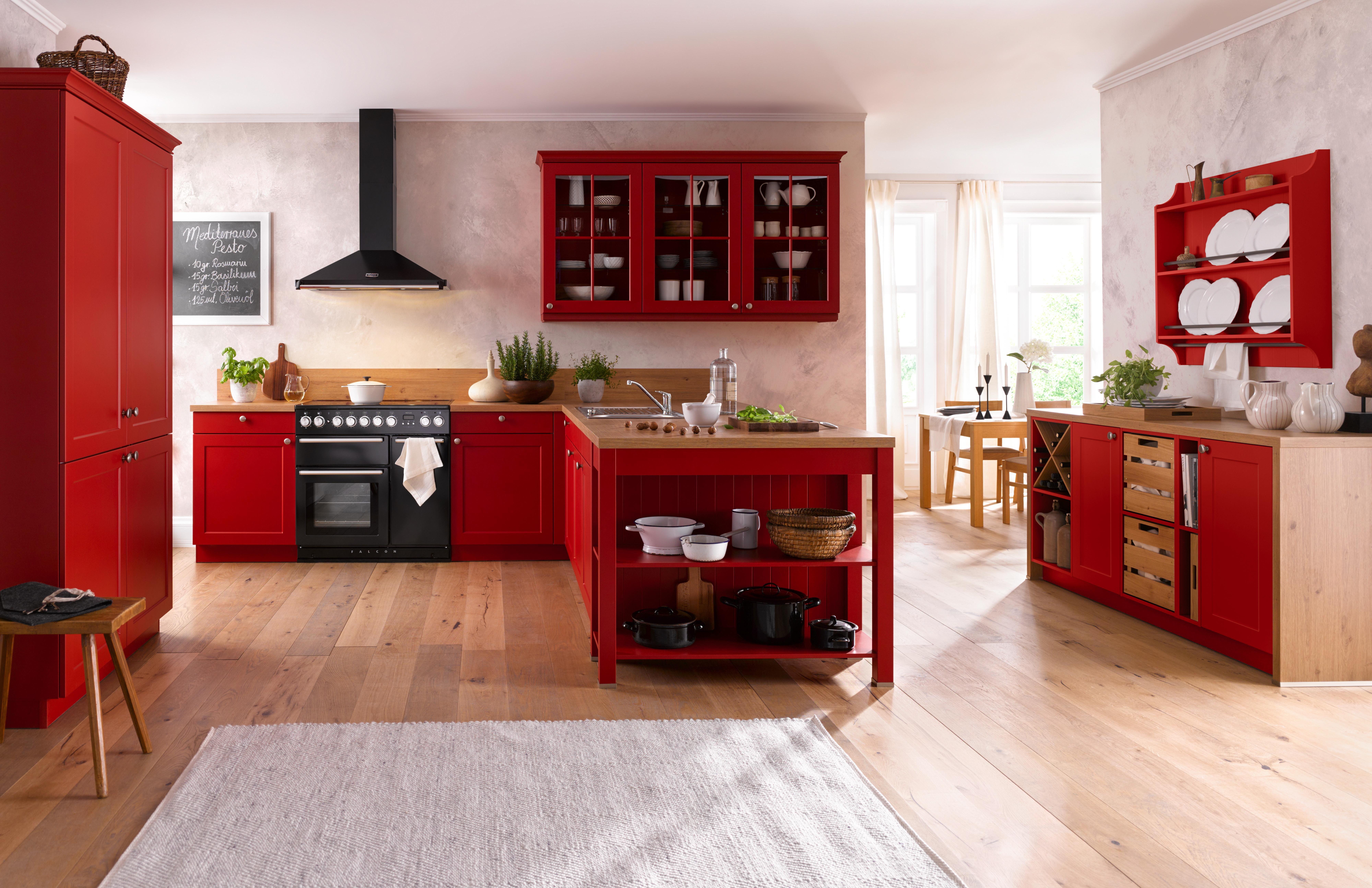 Charmant Weiß Glänzend Küchentüren Wickes Ideen - Küchen Design ...