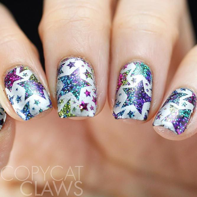 27 Cute Winter Nails Designs to Inspire Your Winter Mood   Winter ...