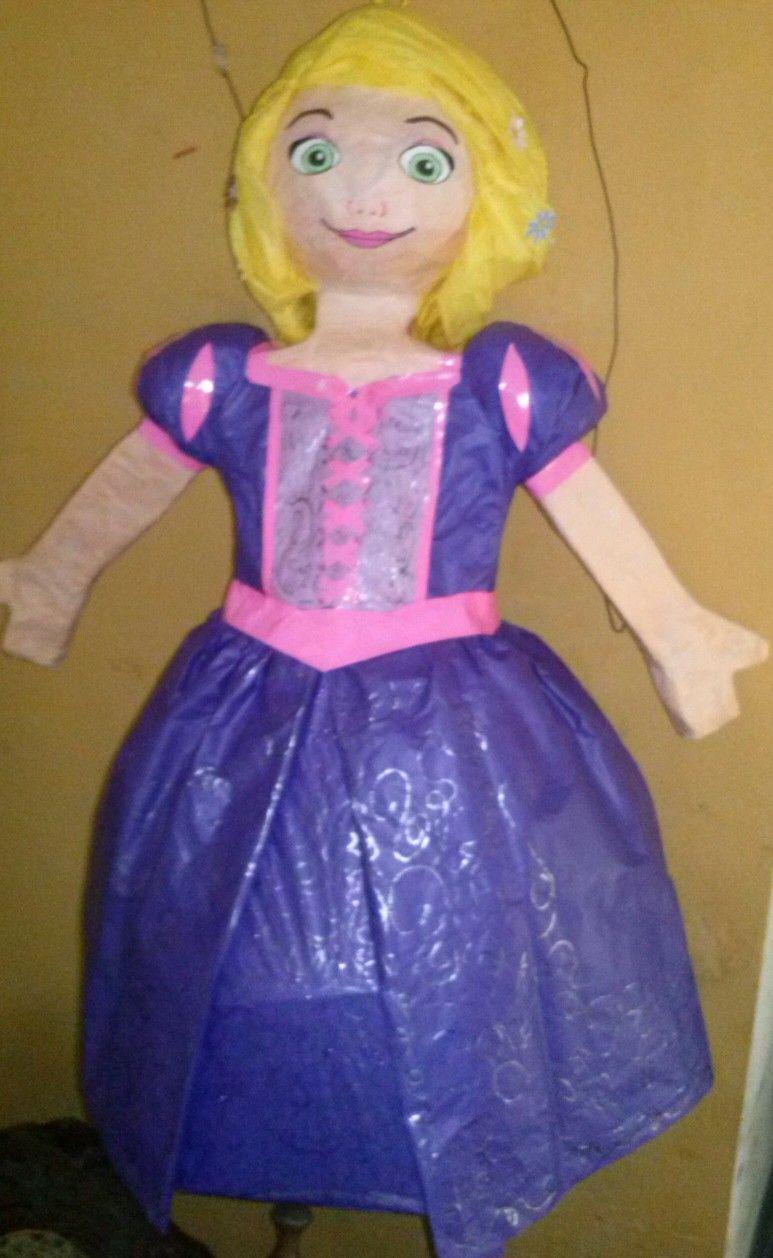 Rampunzel piñata