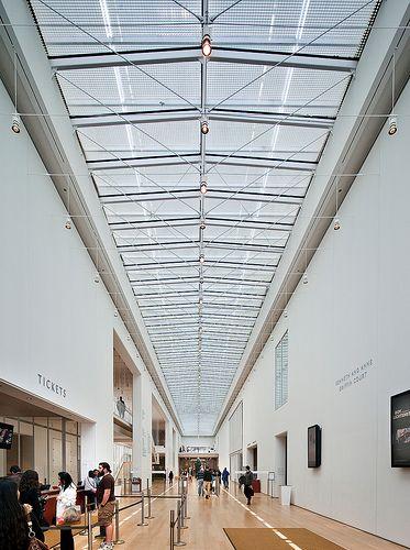 The Art Institute Modern Wing Chicago Il Renzo Piano Renzo Piano Chicago Architecture Architecture Presentation