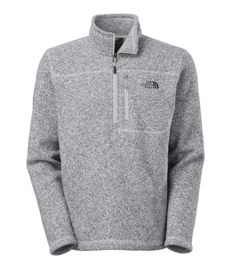 The North Face Gordon Lyons Quarter Zip Pullover in High