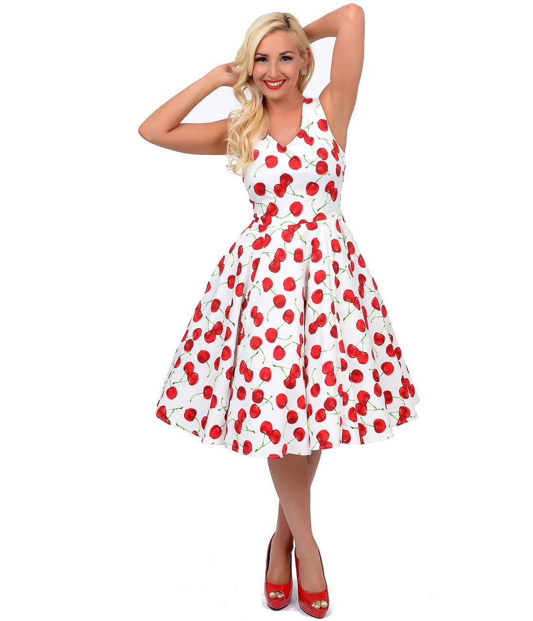 1940s 1950s Pinup Dresses for Sale