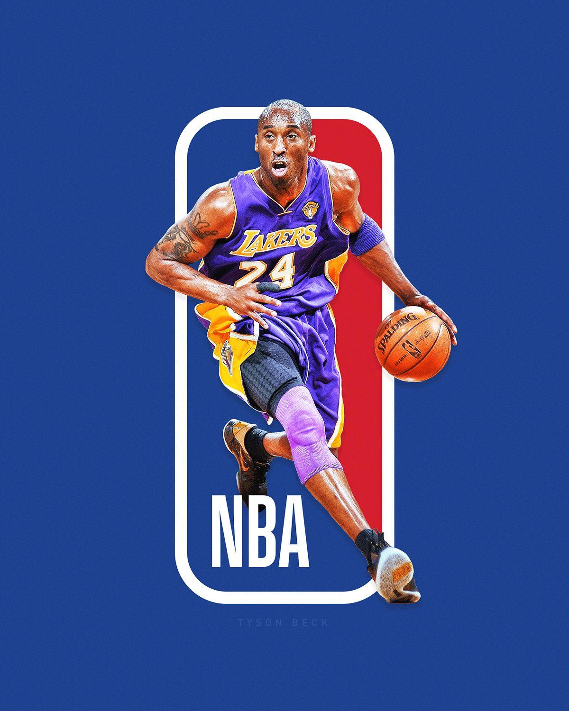 The Next NBA logo? NBA Logoman Series on Behance Nba