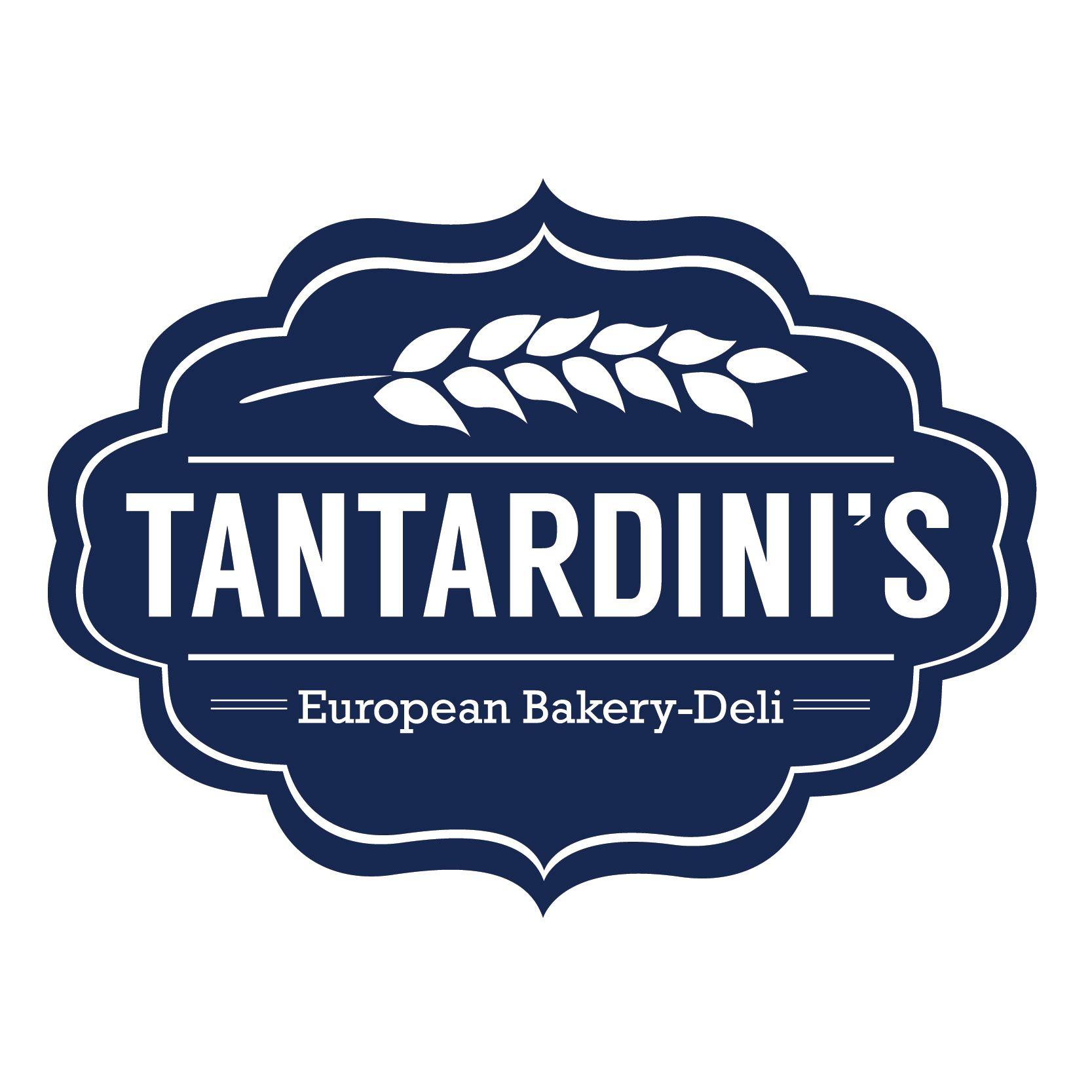 Tantardini's Bakery Logo Brady Kennedy Bakery logo