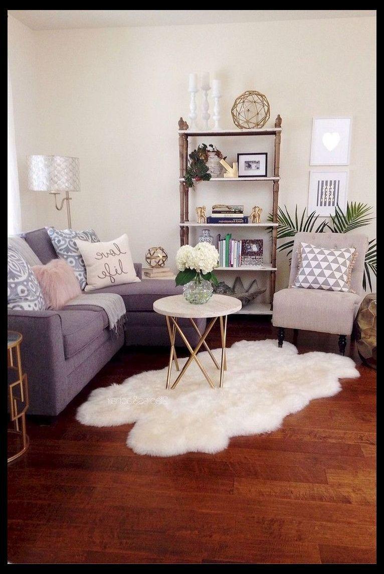 40 DIY Home Decor Apartment Ideen auf ein Budget | Small ...