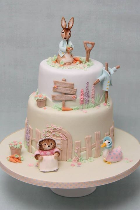 Beatrix Potter Cake Images