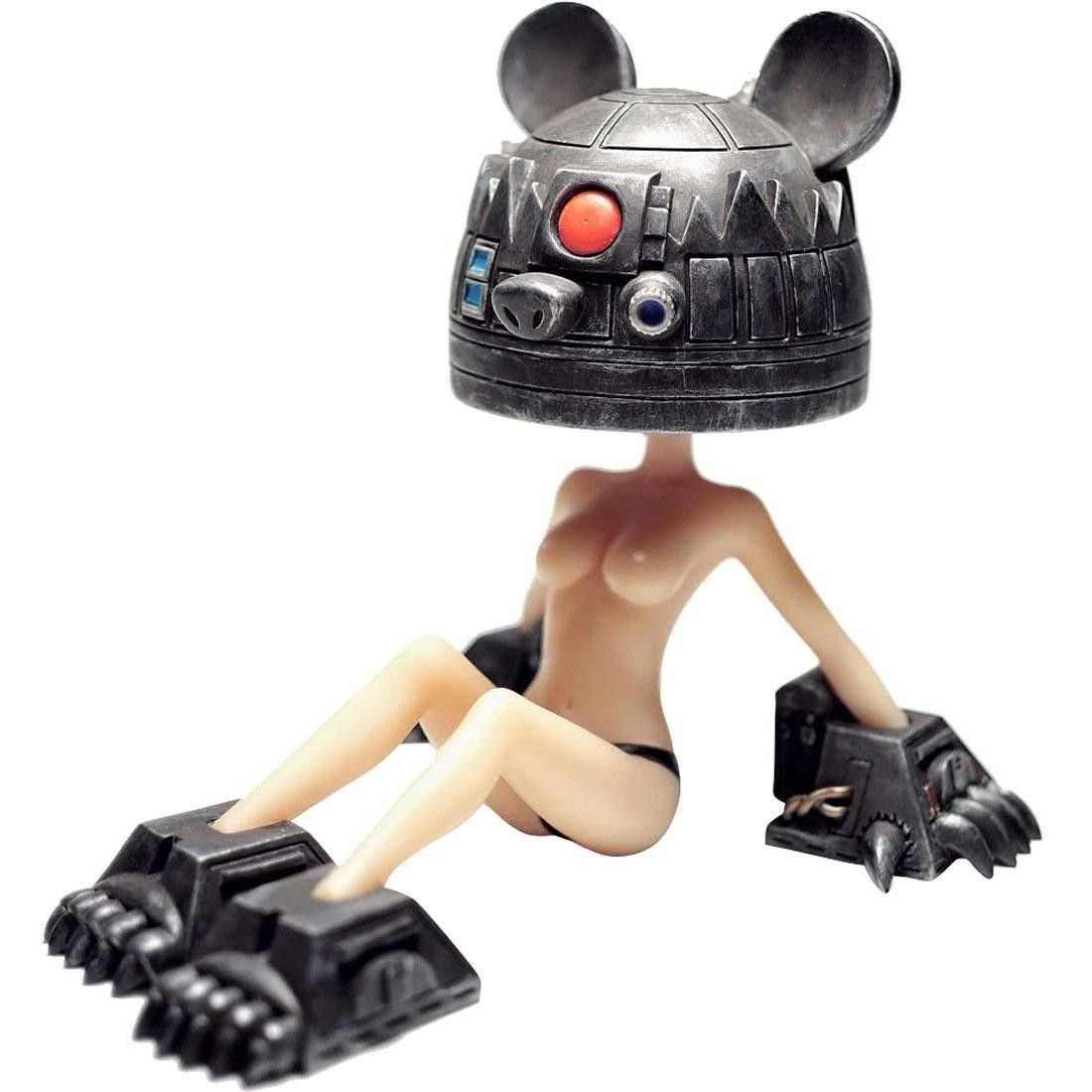 Fool S Paradise K2q5 Keiko Black Toys The Fool