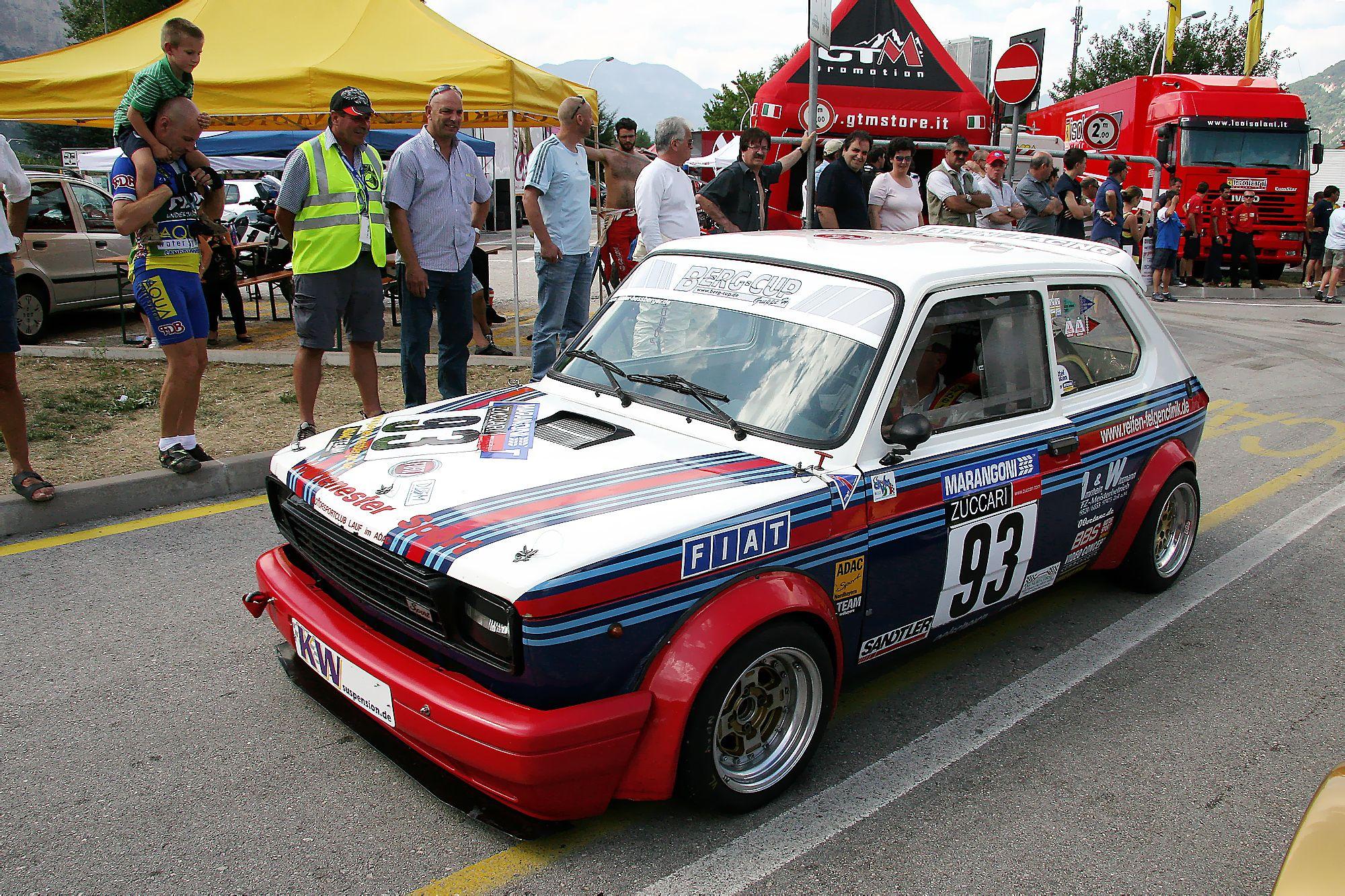 Fiat 127 Series 2 Carros Auto Grupo Fiat