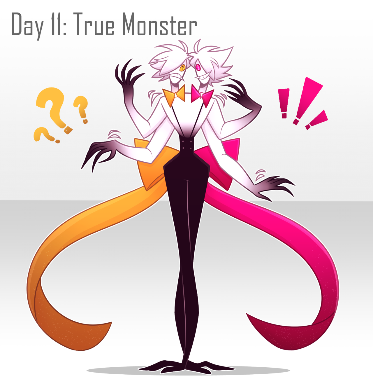"""No one I know really knows what the hell """"True Monster"""" means so i ..."""