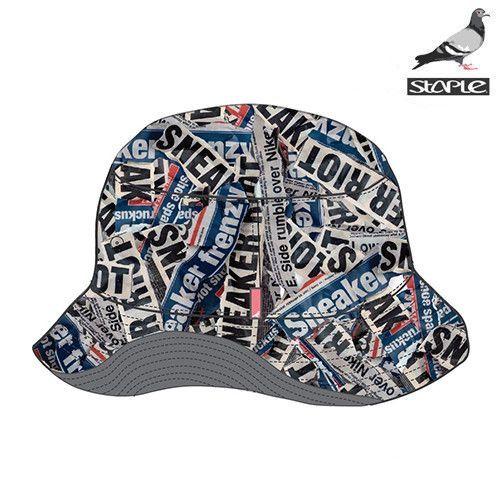 Staple Riot Bucket Hat