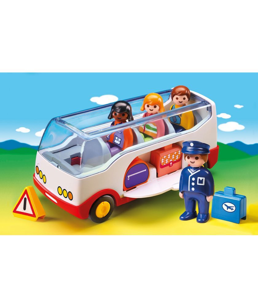 Playmobil 123 Coach At Argos Co Uk Your Online For