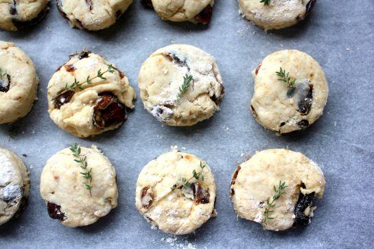 Honey Date Thyme Scones Food Scones Cooking Recipes