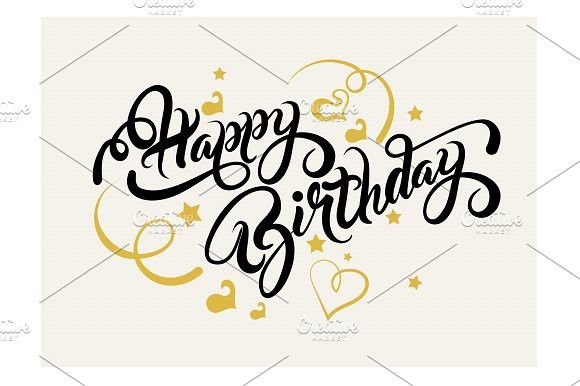 Happy birthday lettering design script fonts 500 script fonts happy birthday lettering design script fonts 500 bookmarktalkfo Choice Image