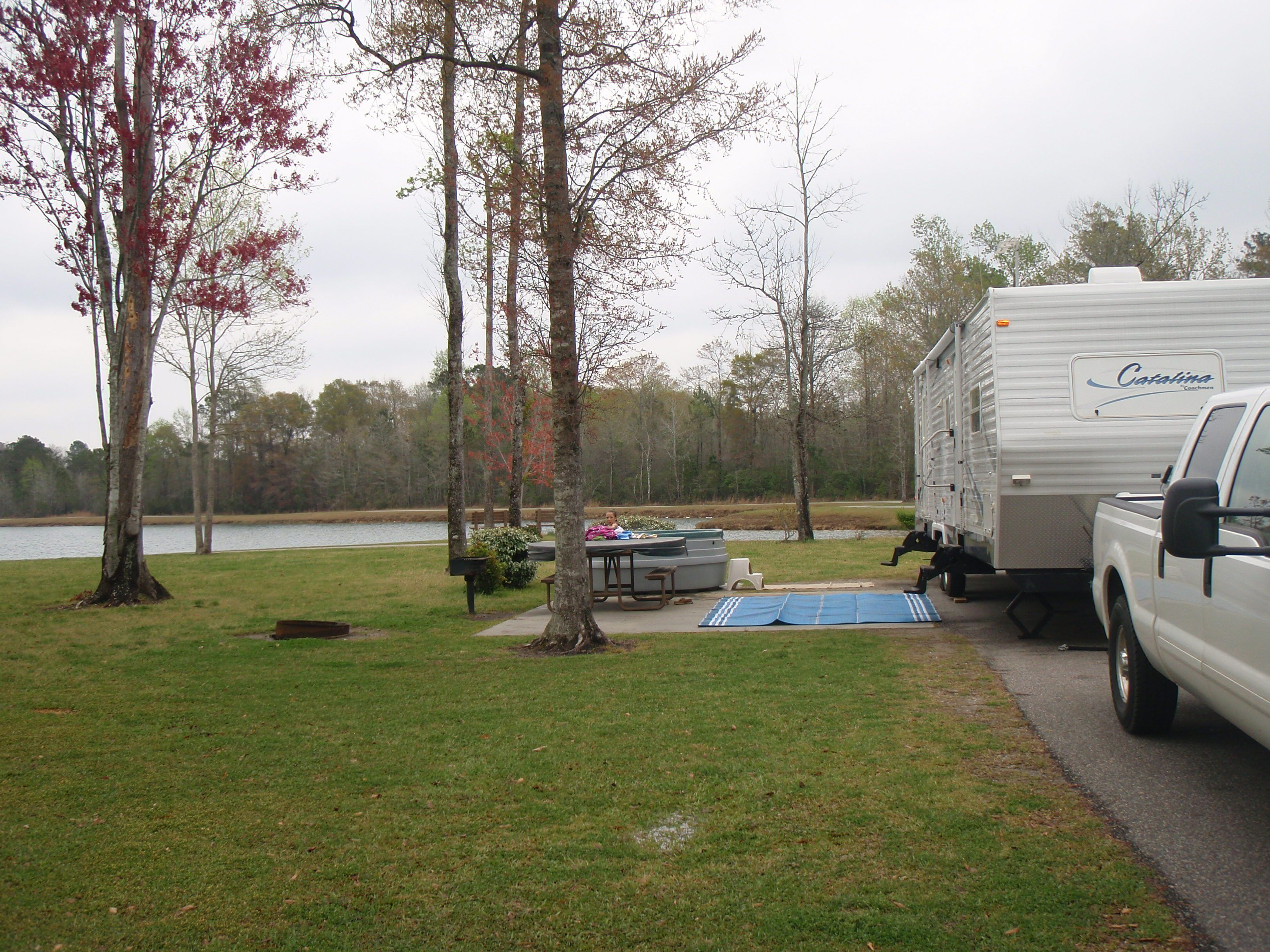 Willow Tree RV Resort in Longs, SC (near Cherry Grove
