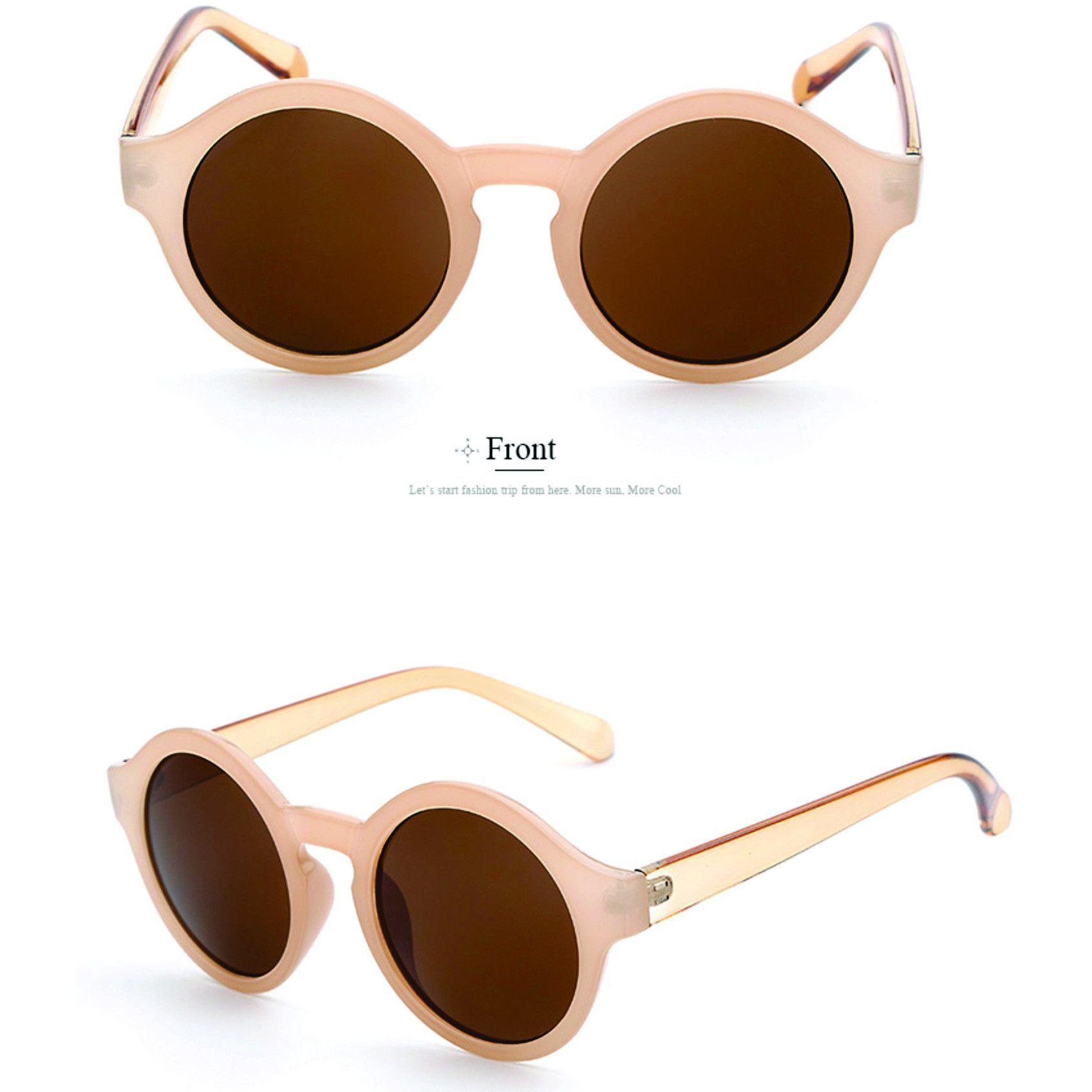 c922b09948 Women Fashion Accessories Sunglasses Round Circle Sunglasses Women Retro  Vintage Sunglasses for Women Brand Designer Sunglasses Accessories