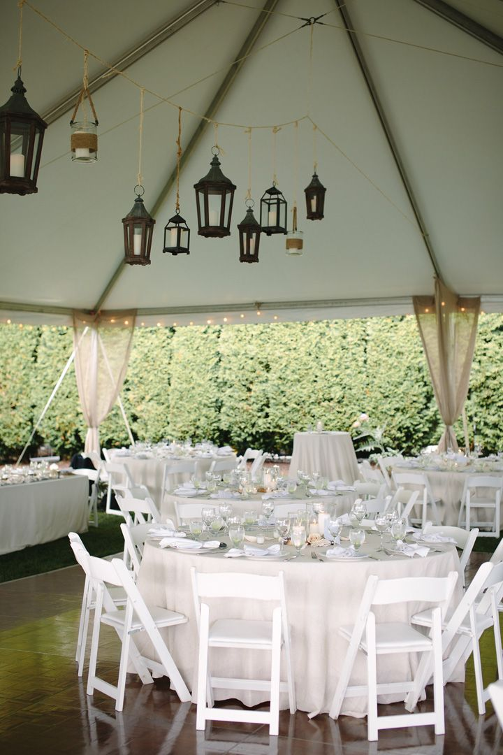 Wedding reception under tent | fabmood.com #tentweddingreception #beachwedding #weddingideas