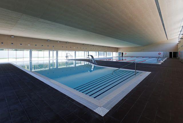 Roger m ndez amb piscina municipal cubierta l 11 sant for Piscina sant andreu