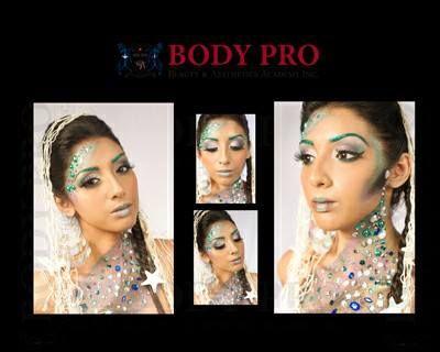 prina p  michelle b mermaid makeup photoshoot