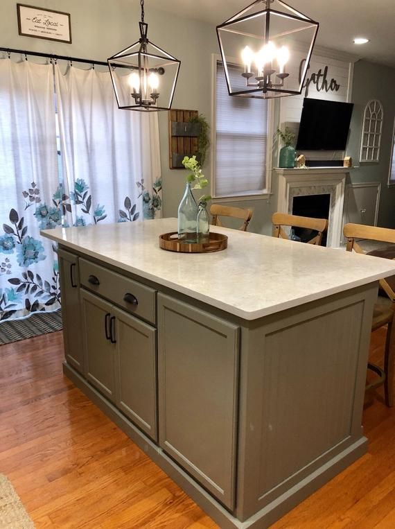 Custom Kitchen Islands With Seating Item #171 Custom Kitchen Island With Seating In 2019