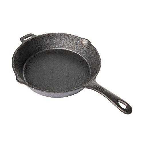 24 x 12 x 16cm Black Kitchencraft Non-stick Crepe Pan Master Class Steel