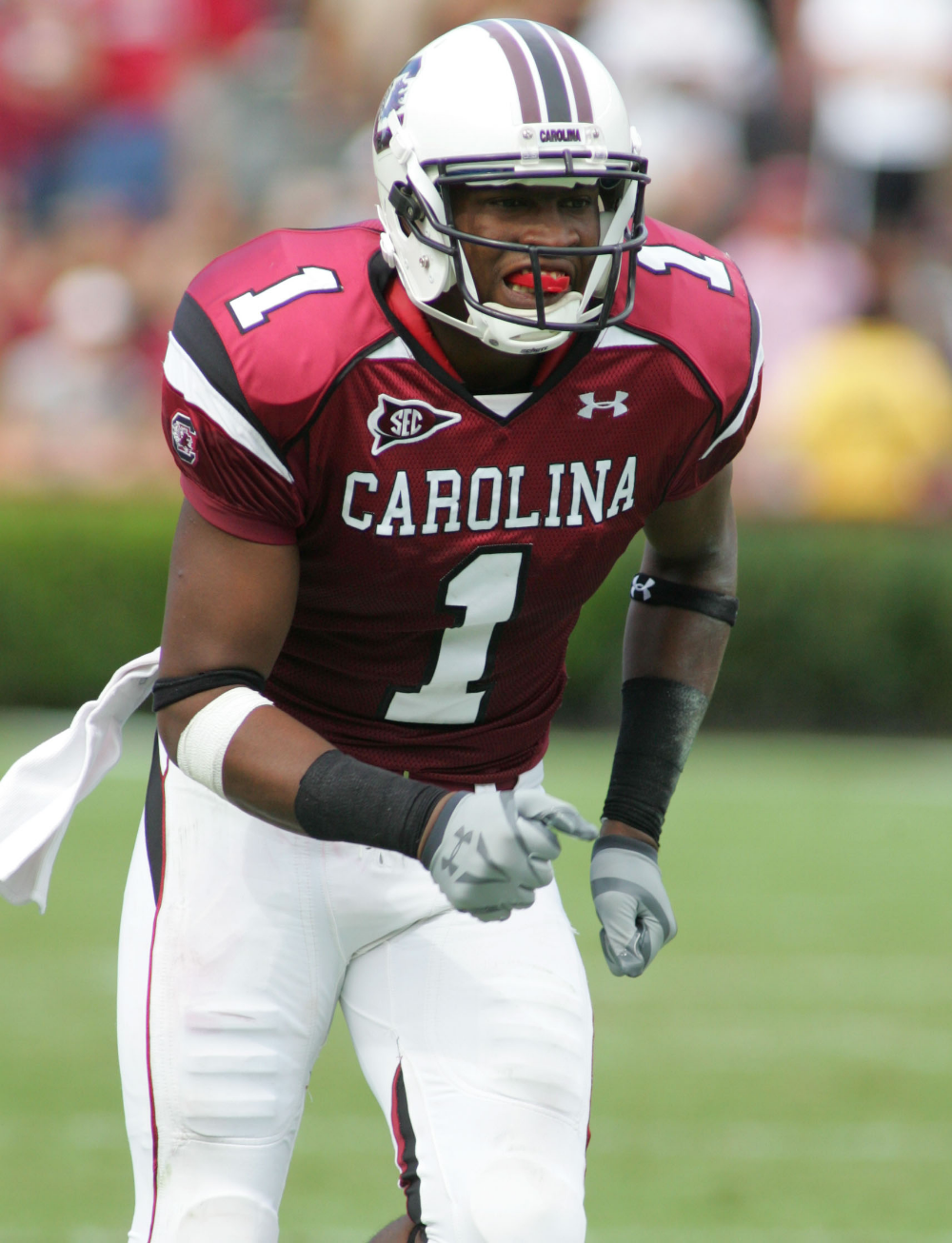 Alshon Jeffrey (With images) | South carolina football ...