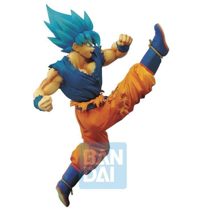 Banpresto Dragon Ball Super Broly Super Saiyan God Super