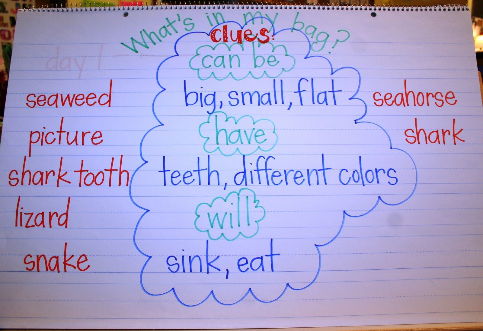 Pin By Mary Rivers On Anchor Charts