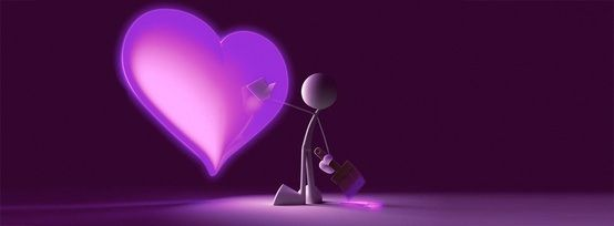 Awesome, heart abstrat.......