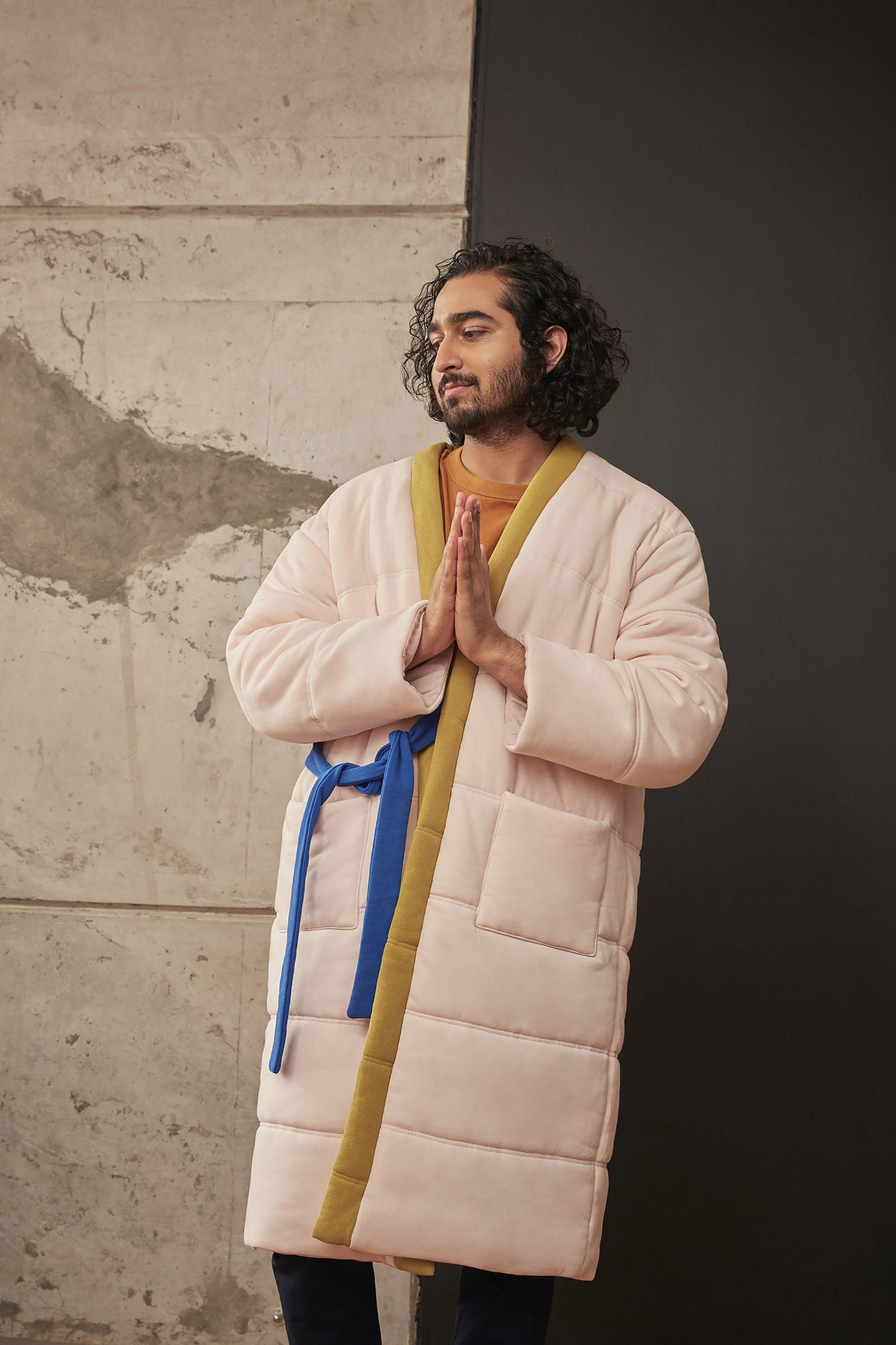"""8a6136d5b4 The New """"Inactivewear"""" Brand Offhours Launches Fashion s Most Comfortable  Robe"""