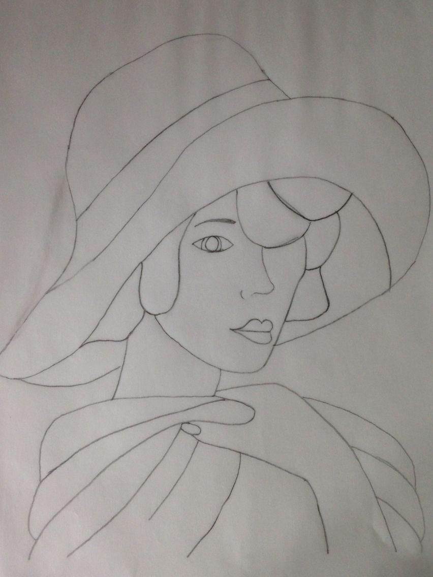 Con Pamela Caida Riscos Para Pintura Pinturas Patchwork