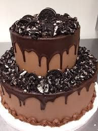 Omg Choclate Oreo Cake Oreo Wedding Cake Chocolate Oreo Cake