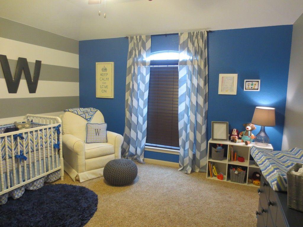 Best 25 Chevron Nursery Boy Ideas On Pinterest Baby Boy