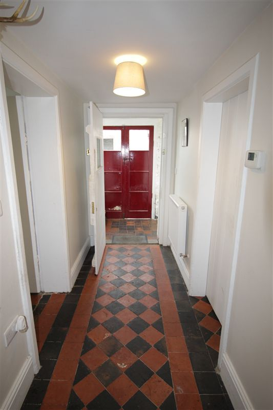 Victorian Quarry Tile Floor Cheshire Farmhouse Victorian Edwardian