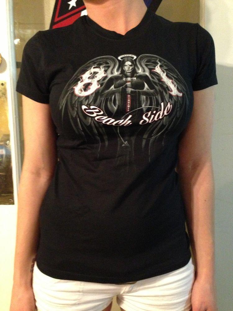 Hells Angels RSIDE Support 81 REBEL T-shirt