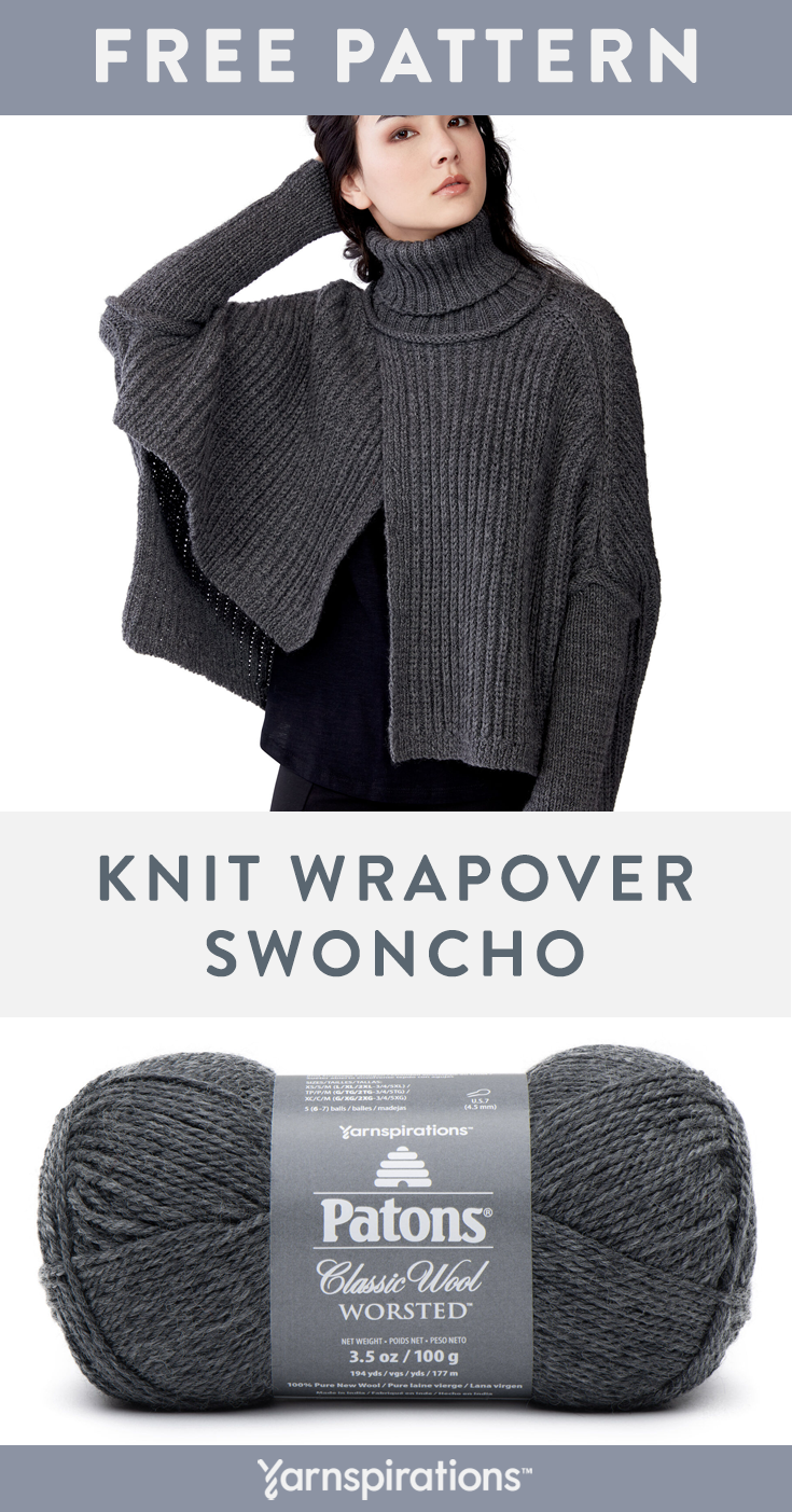 #crochetponchokids   Poncho strickmuster, Outlander