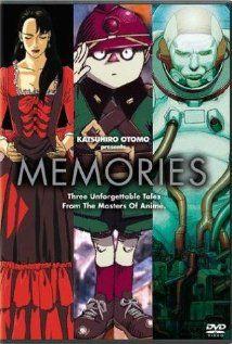 Memories 1995 Memories Anime Anime Anime Movies