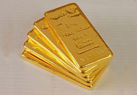 Kaloti 1kg Gold Bars Mint Bar Gold Precious Metals