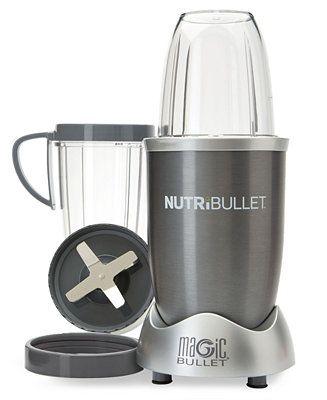 Macys: NutriBullet® NBR0801 600-Watt Blender by Magic Bullet ...