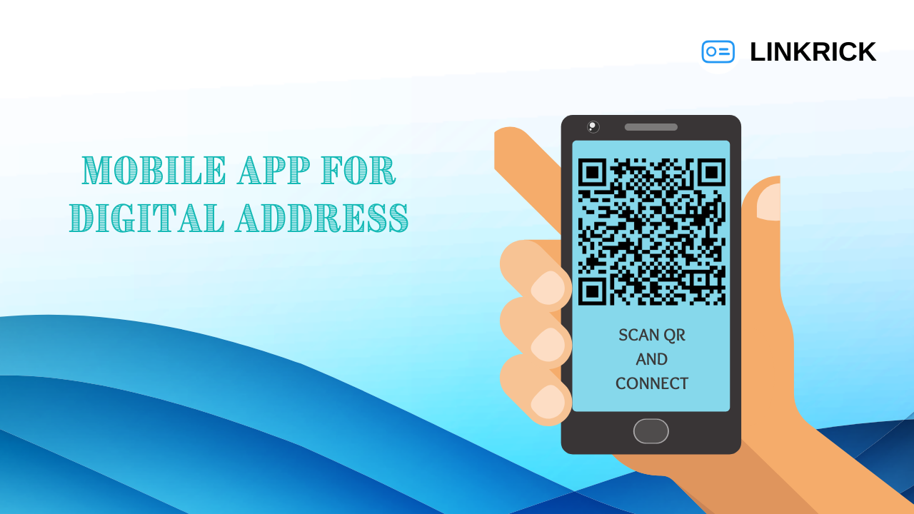Create Free Digital Address Digital Business Card Mobile App Digital