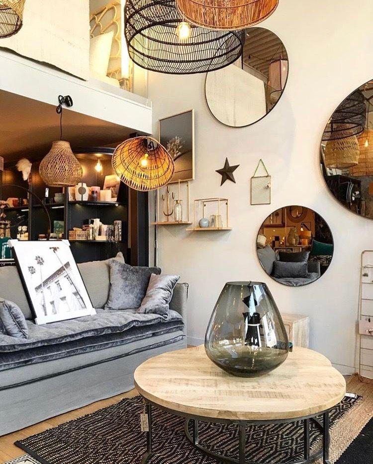 Canape Sur Mesure Boheme Lin Lave Gris Galet Decoration Maison Idees De Decor Canape Haut De Gamme