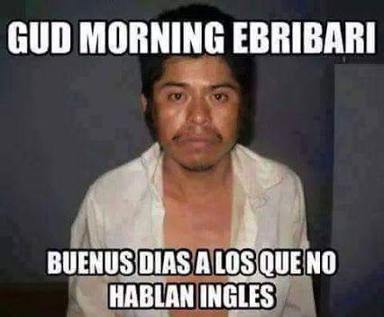 c8c71644c7da66b1f312d1c2c3b7c34a buenos dias funny en espaÑol pinterest memes, humor and