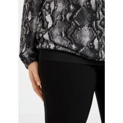 Photo of Shirt mit Snake-Print Schwarz Gerry Weber