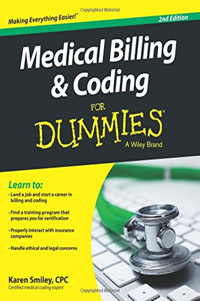 2015 Medical Billing Coding Fd 2e For Dummies Career