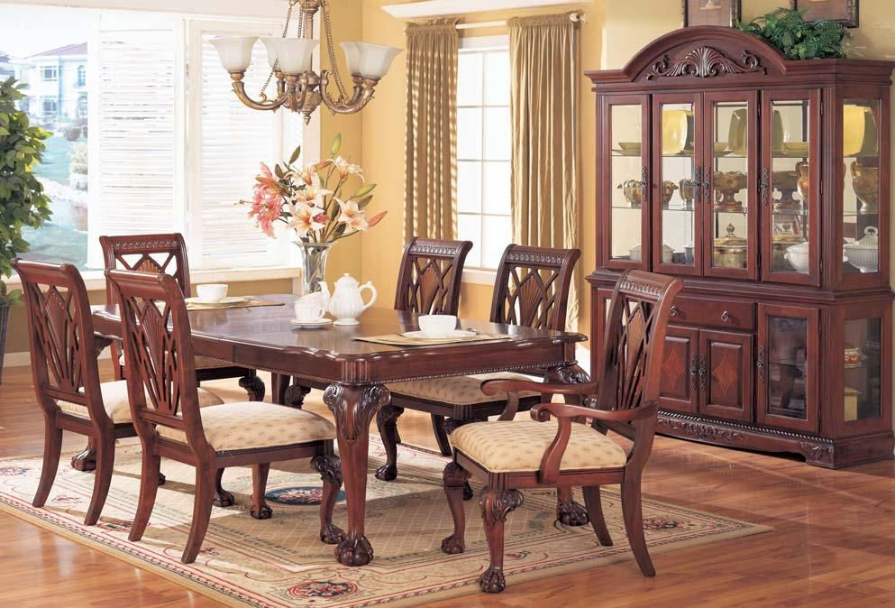 Formal Dining Room Sets With China Cabinet Set An