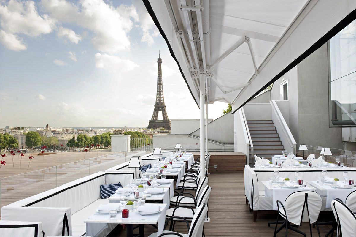 Best Of Terrasse Paris Maison Blanche Restaurant Sur Les Toits De Paris 8