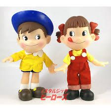 ペコちゃん人形 - Google 検索