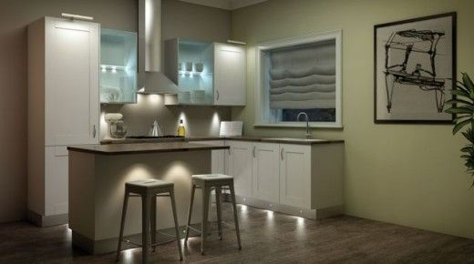diseño cocina americana   Diseños de cocinas   Pinterest   Cocina ...