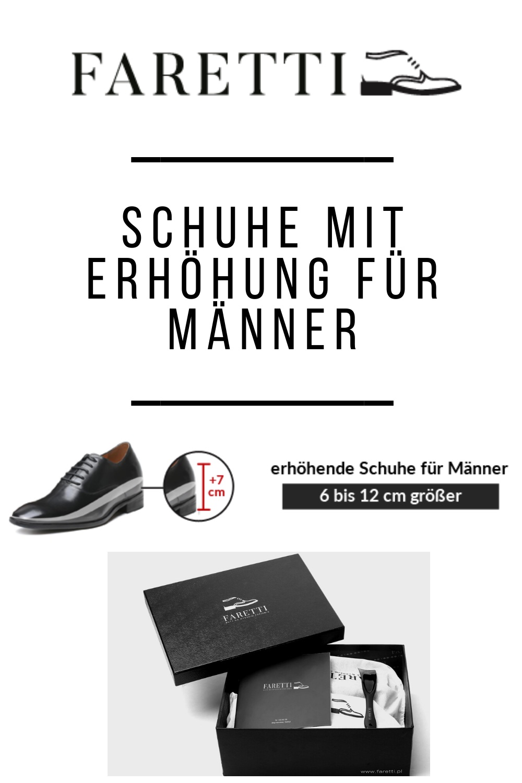 Schuhe Die Grosser Machen Floriano 8 Cm In 2020 Schuhe Herrenschuhe Fruhlingsmode